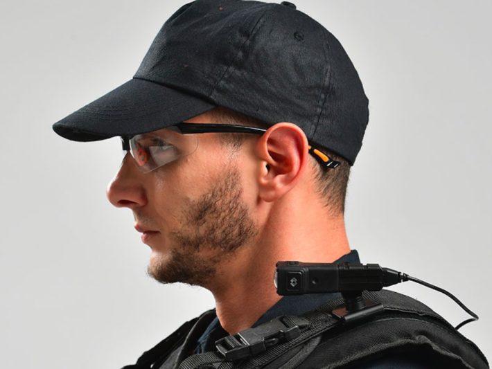 Smart тепловизор TruWITNESS для патрульной полиции