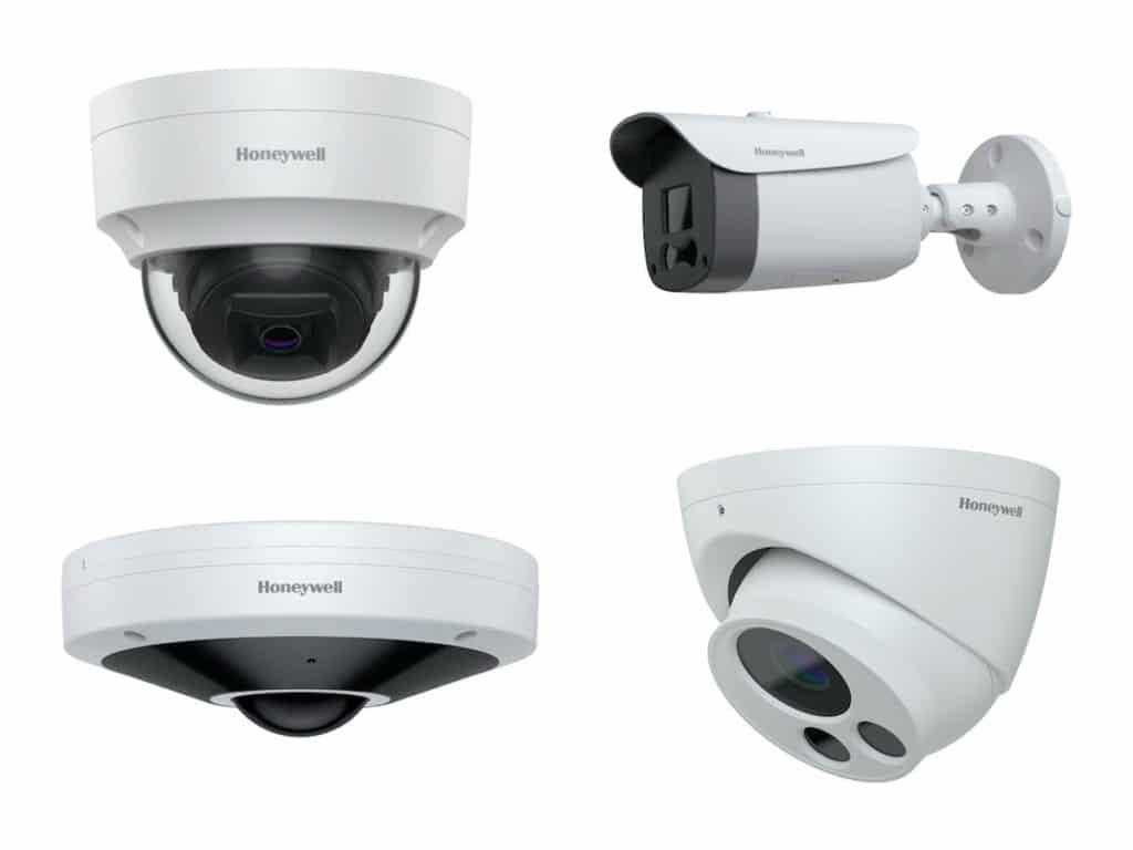 IP-камери Honeywell 30-ї серії