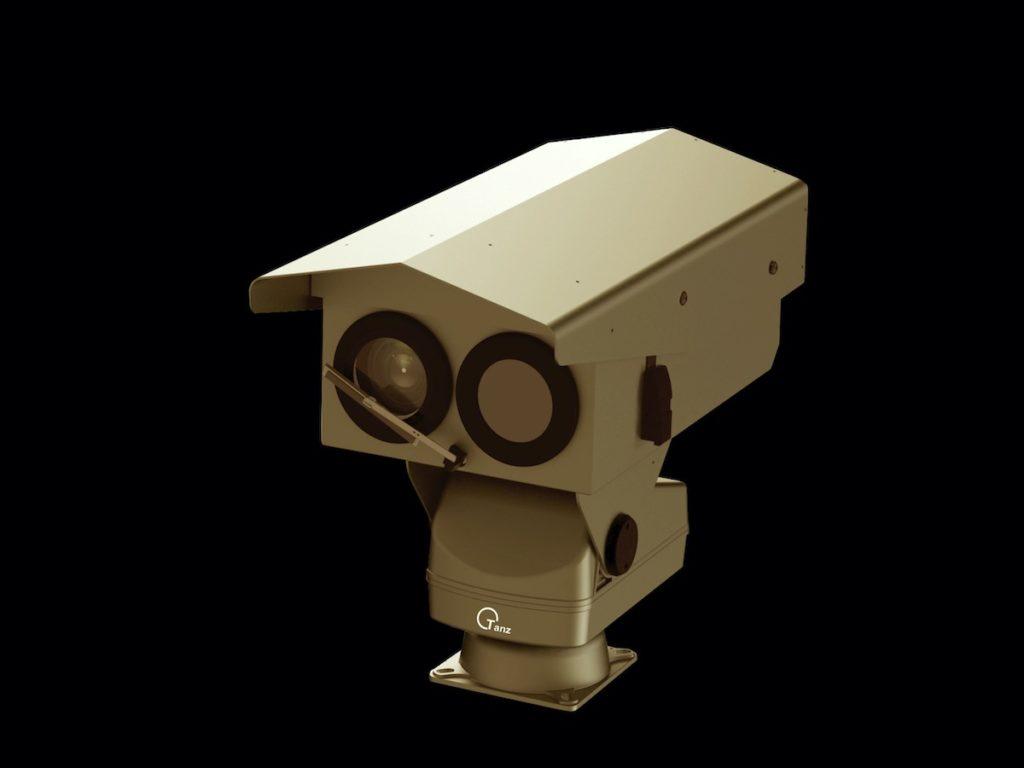 Комплекс оптико-електронного спостереження Tanz Security